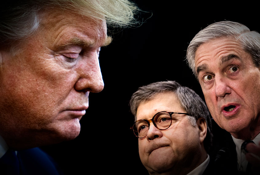 Buy Here Pay Here No Down Payment >> Is the Trump-Russia political drama over? Not at all: Bill Barr's ending fell flat | Salon.com