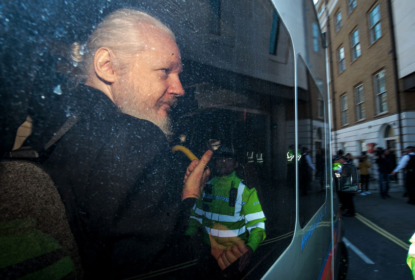 Is the Assange indictment a threat to the First Amendment? | Salon com
