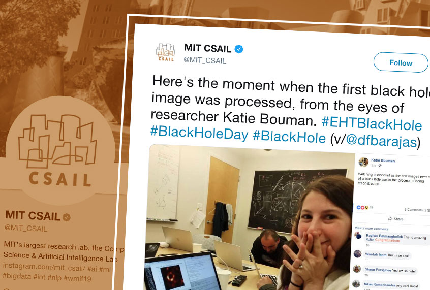 Scientist who helped image black hole has her credibility questioned by sexist internet mob