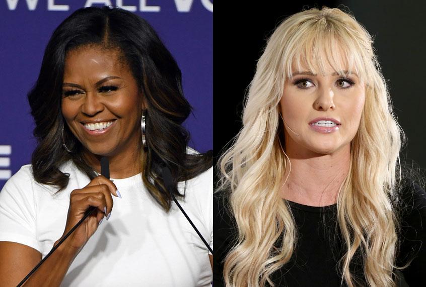 Tomi Lahren attacks Michelle Obama