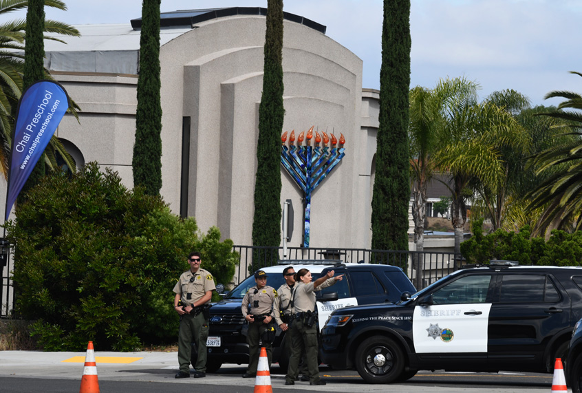Image result for san diego synagogue shooting