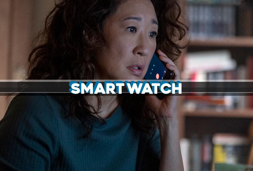 Smart Watch: Feminist thriller