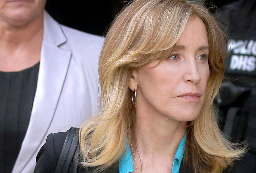 Felicity Huffman's lenient recommended sentence offers a clear lesson in systemic racism