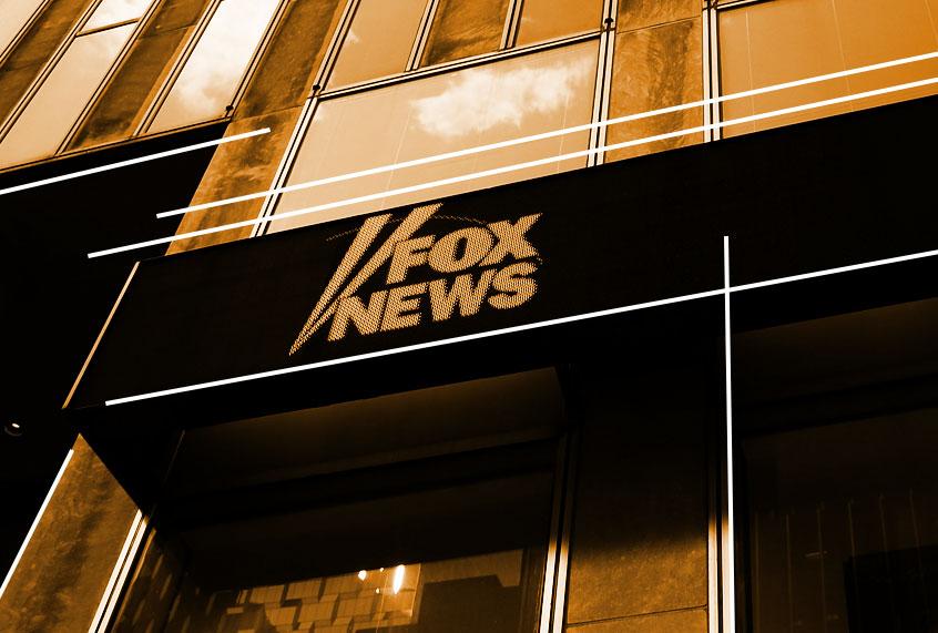 A pattern? Fox News hosts like Tucker Carlson go on