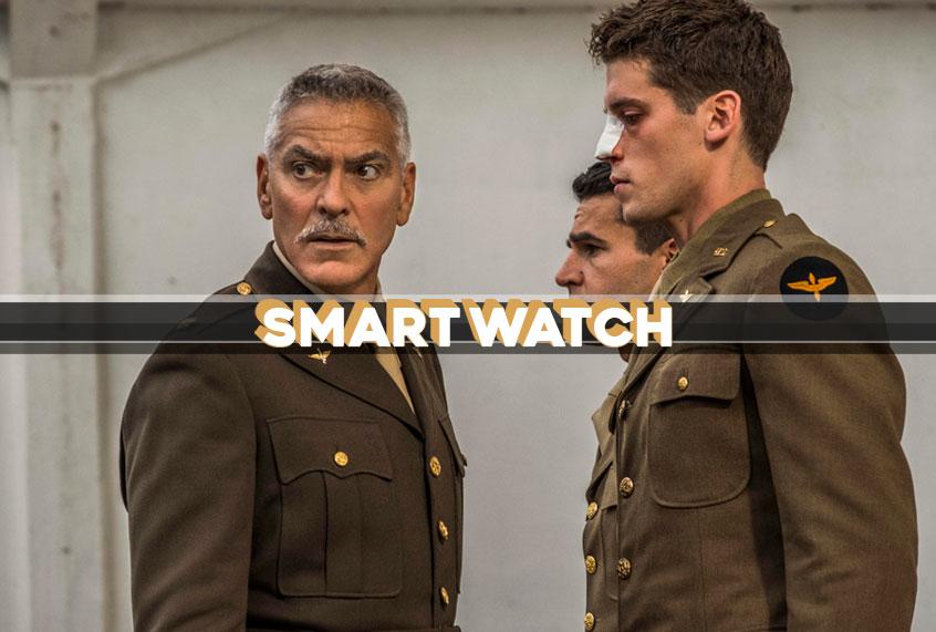 Smart Watch: George Clooney's