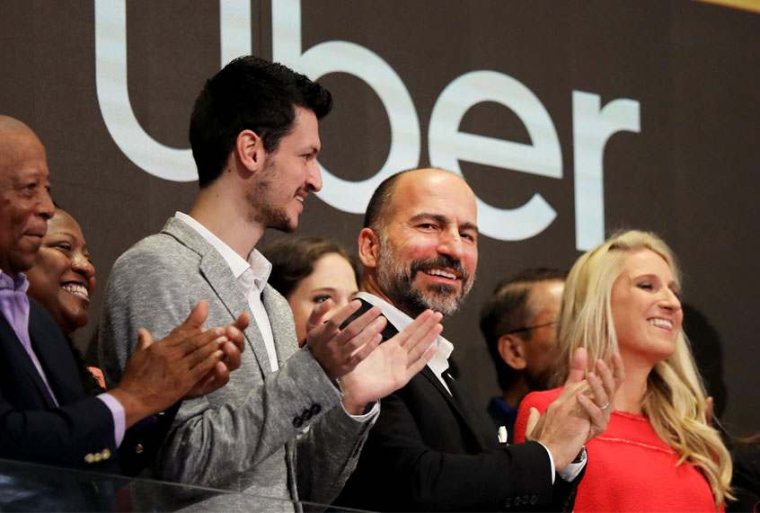 No matter how much Uber exploits its workers, it still can't make