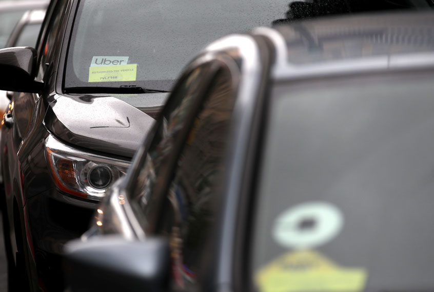 Uber is upset that its underpaid drivers are gaming the app for