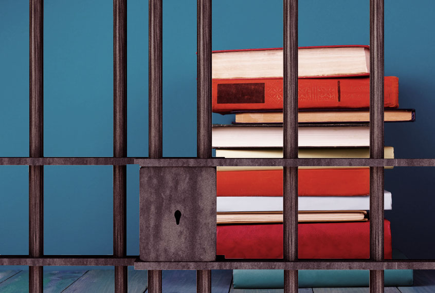 Why are books banned in prison? Sex, drugs and a critique of systematic oppression