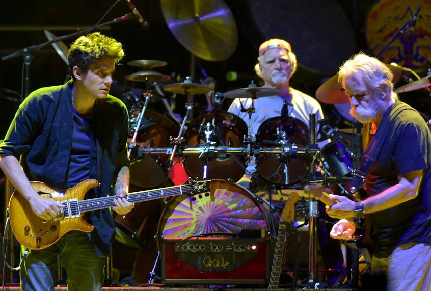 Communing with the Dead: I followed the Grateful Dead to