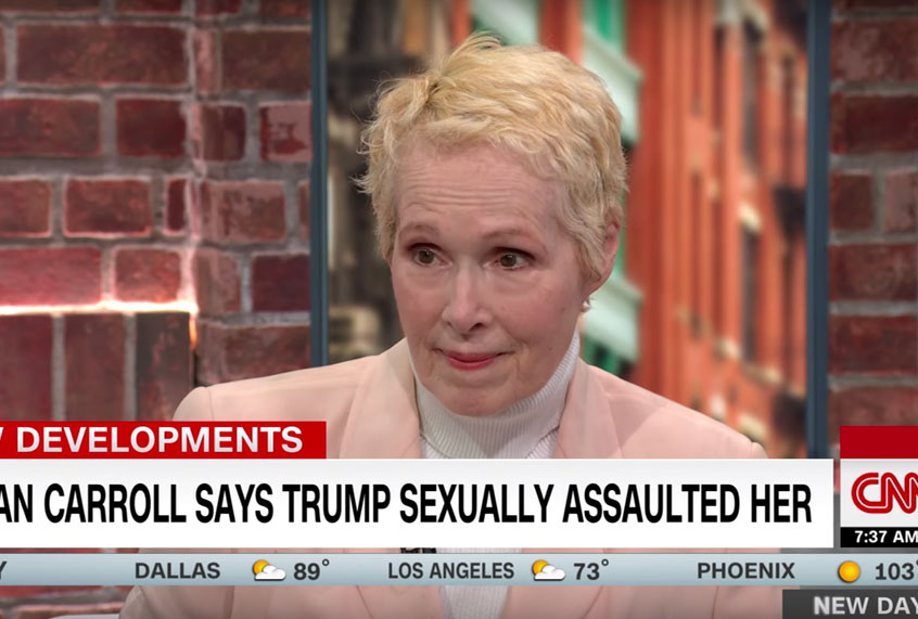 563c8a6f58063 E. Jean Carroll details alleged groping and rape by Donald Trump in new  interview | Salon.com