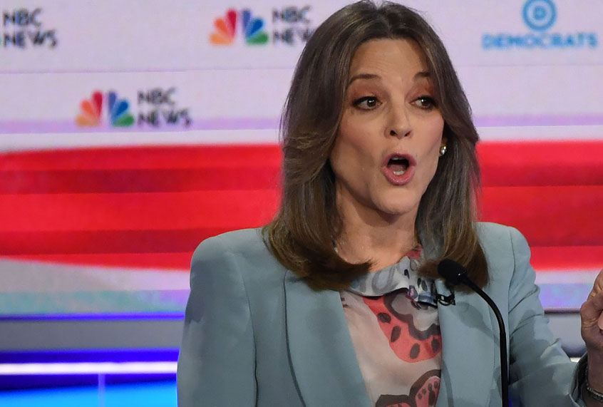 """Buy Here Pay Here Miami >> """"Marianne Williamson for Secretary of Crystals"""": The bonkers break-out character of NBC's ..."""