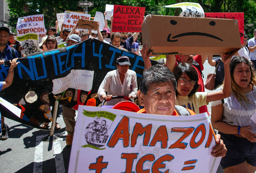 Prime Day Labor Protests Mar Amazon S Annual Sale Event Salon Com