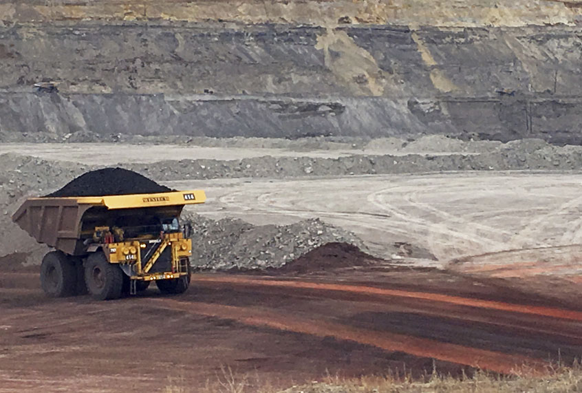 Trump said he'd save coal: Two more producers go bankrupt
