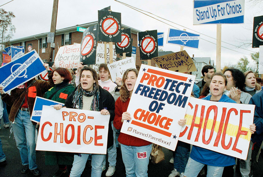 Why I set my Young Adult novel about abortion in the 1990s