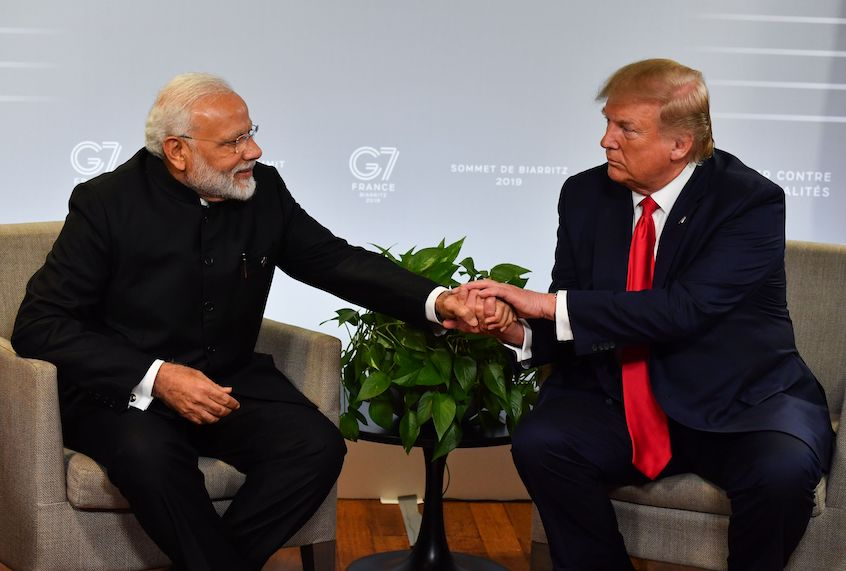 How India's Modi is playing on Trump's ego to his advantage