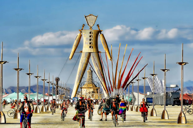 Exclusive: Burning Man calls itself a safe space  Assault