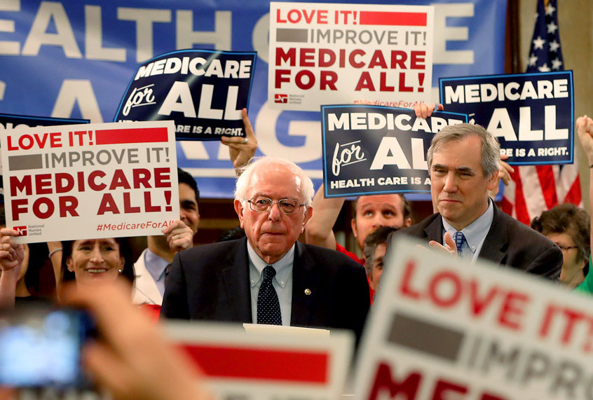 Democrats now face a challenge meeting health promises