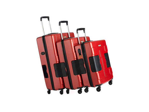 Image result for This connectable luggage creates stress-free travel