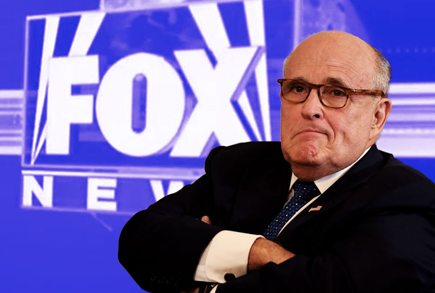 "Twitter temporarily deletes Rudy Giuliani's account for coronavirus ""misinformation"""