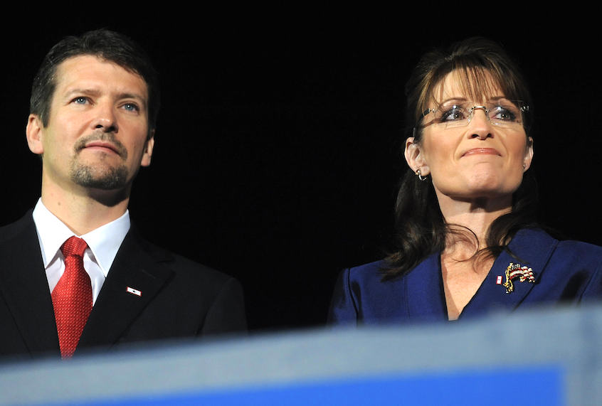 Husband of former Republican vice presidential candidate