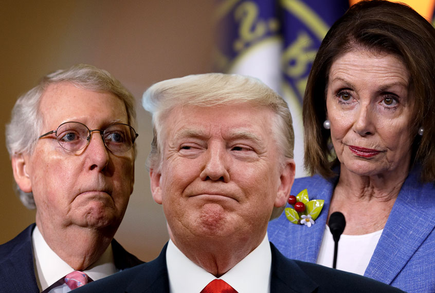 Here we are — but where are we? Your semi-useful user's guide to the impeachment of Donald Trump