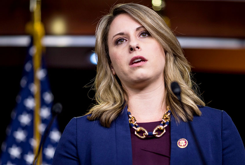 Rep Katie Hill Under Ethics Investigation After Right -8370