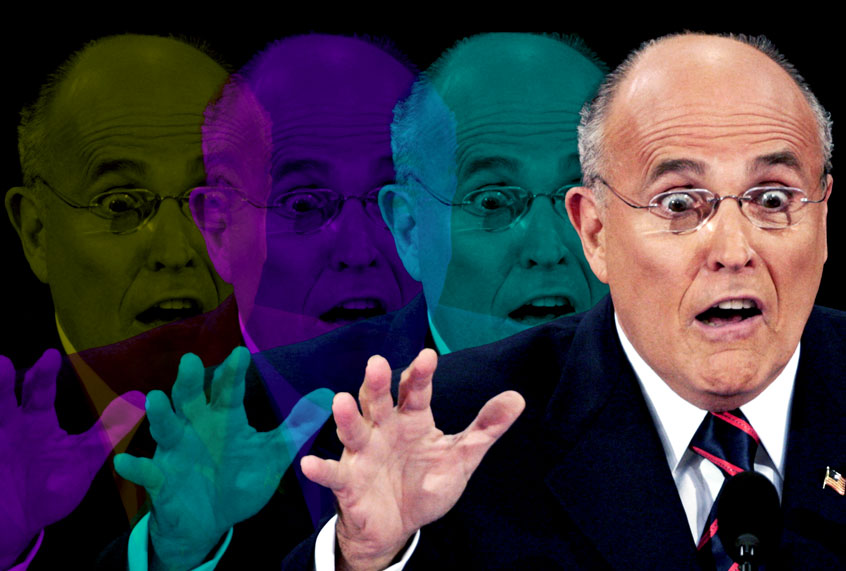 "Trump ""privately encouraged"" Giuliani to continue probing Bidens following Senate acquittal: report"