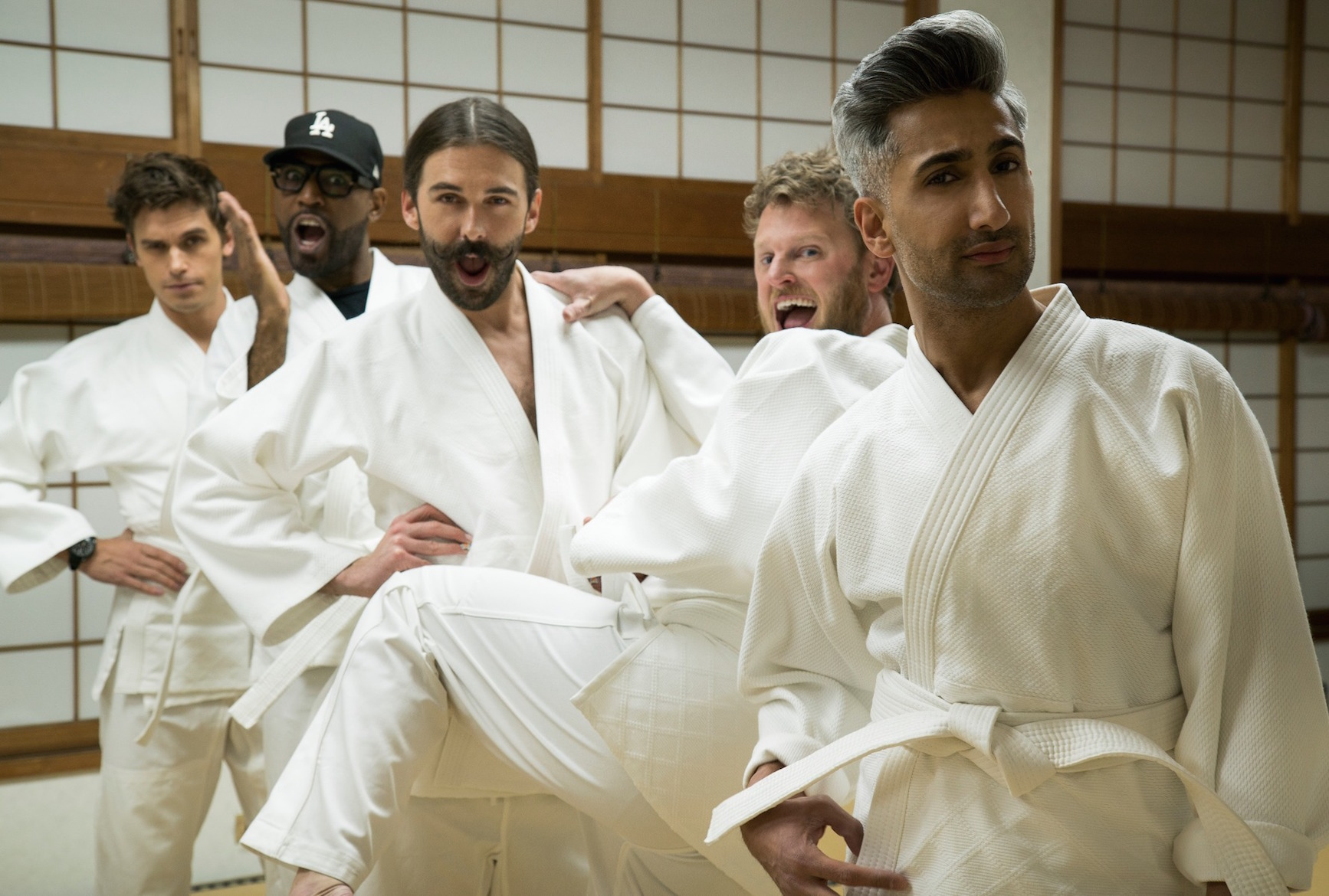 "How ""Queer Eye"" approached a culturally sensitive season in Japan beyond karate and chopsticks - Salon"