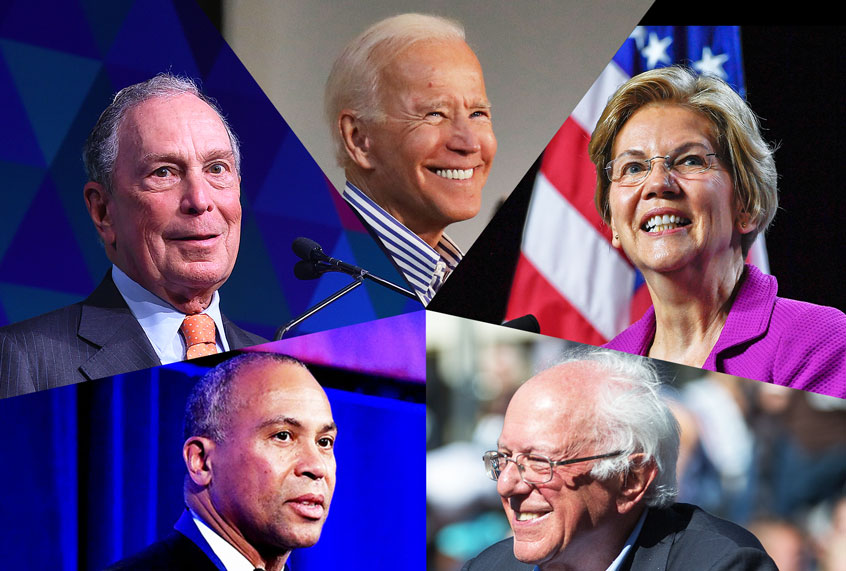 The Democrats' endless unicorn hunt: #TooFarLeft, or not nearly left enough?
