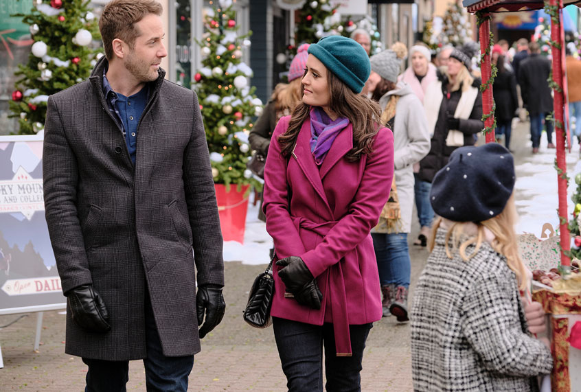 Hallmark Christmas movie schlock has infected all of TV, and the symptoms are bland and ...