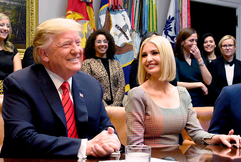 Trump wanted Ivanka as his 2016 running mate, says former deputy campaign manager