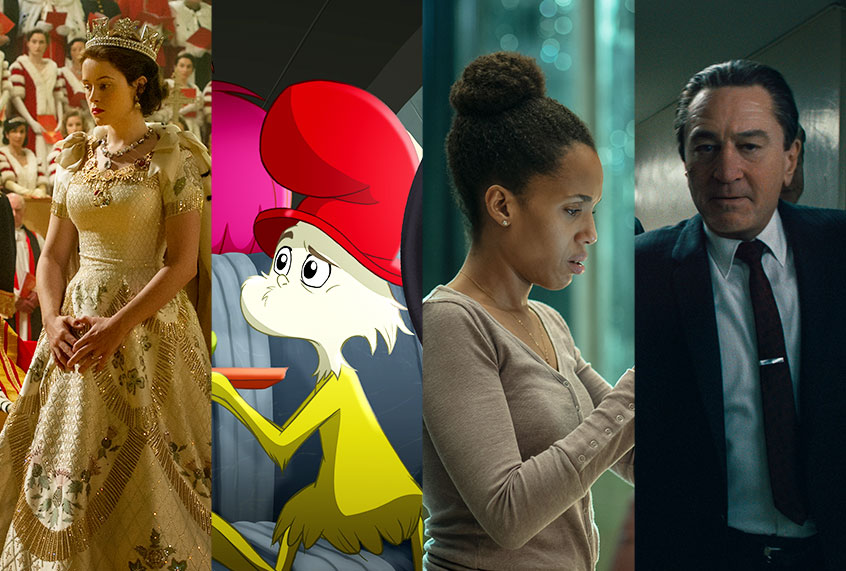 What's new on Netflix in November, from