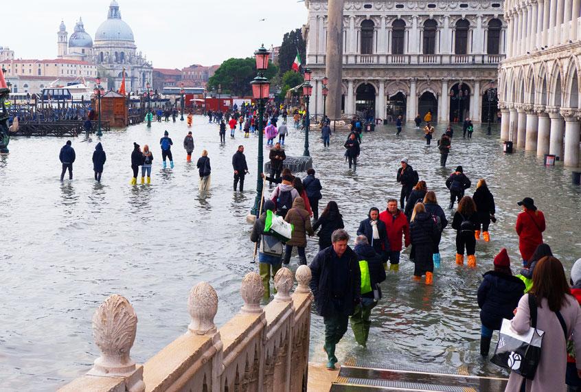 Venice mayor: My city is â??on its kneesâ? after severe flooding   Salon.com