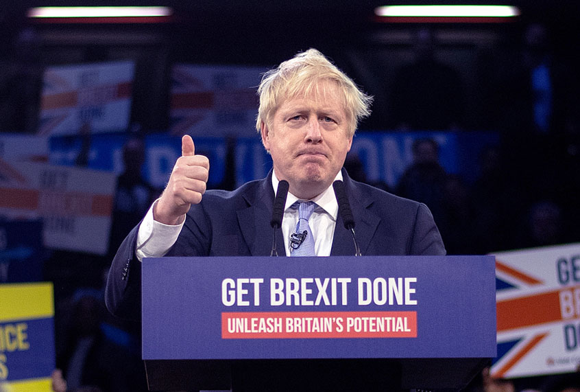 British Prime Minister Boris Johnson tests positive for COVID-19