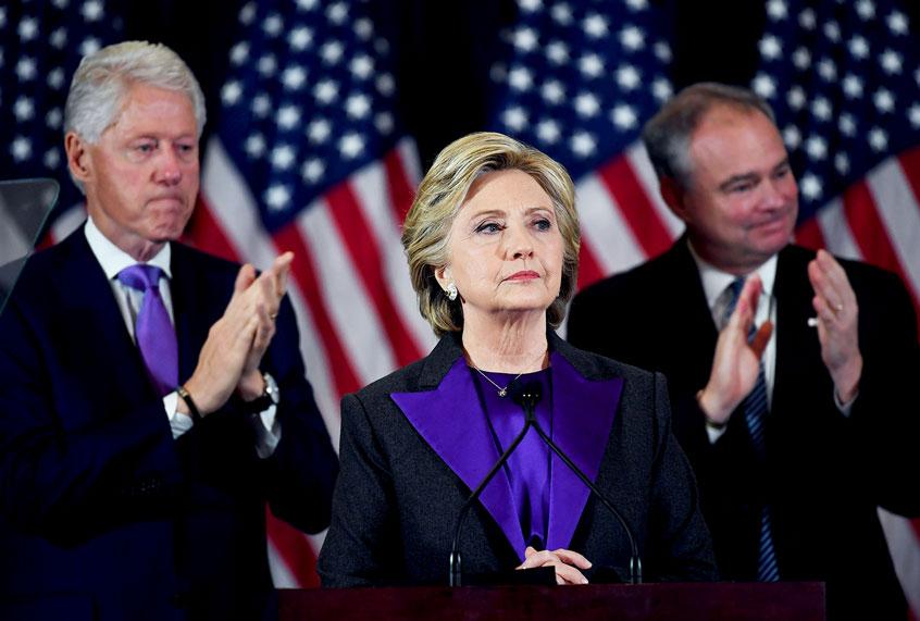 DOJ's IG report debunked Trump's FBI bias claims — but found anti-Hillary texts