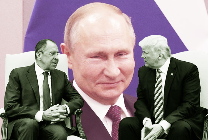 Russia and the Republicans: How Vladimir Putin got an American subsidiary