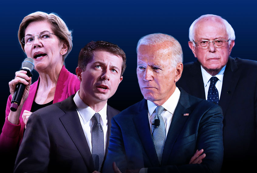 Every Democratic candidate except Bernie Sanders indicates support for a contested convention