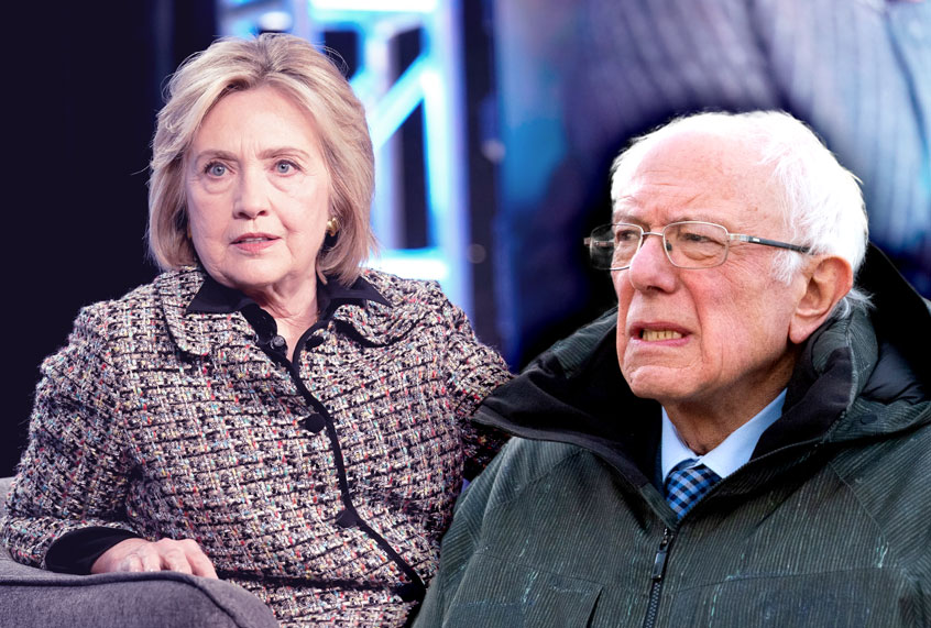 Hillary Clinton won't commit to backing Bernie Sanders if ...