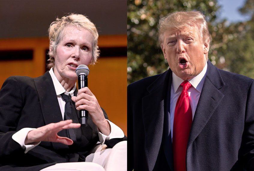 "Trump accused of ""questionable delay tactics"" as E. Jean Carroll seeks DNA to prove rape accusation"