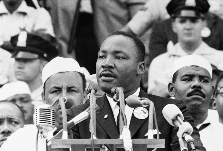 Average Democrats are celebrating MLK. He was disgusted by them