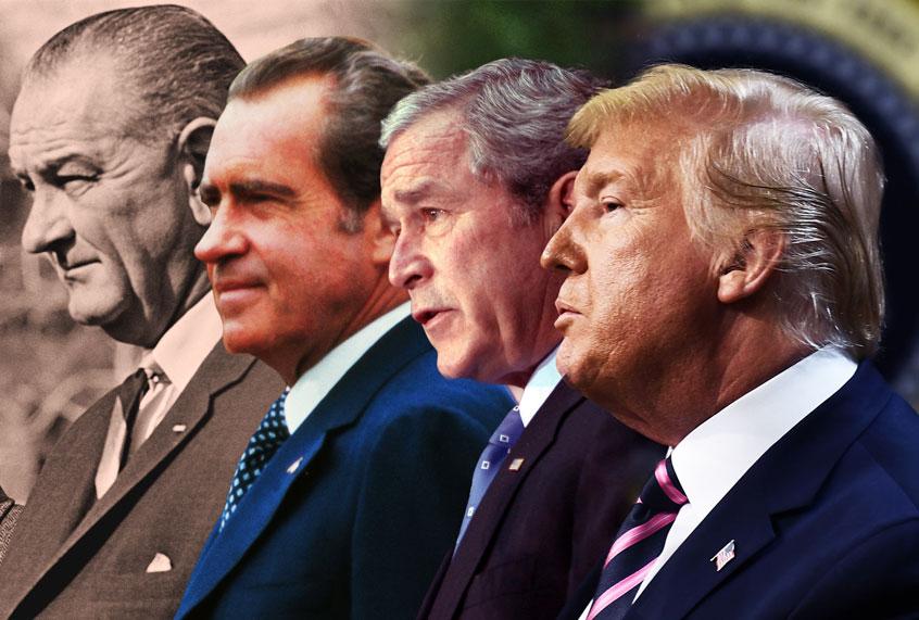<p>4 reasons why Richard Nixon Are too liberal for Trump Republicans thumbnail