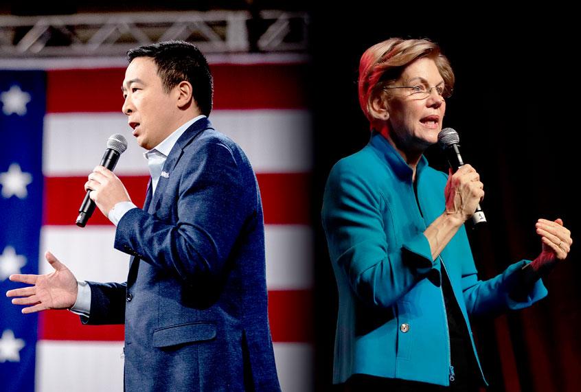 Warren fought back at the media erasure that...