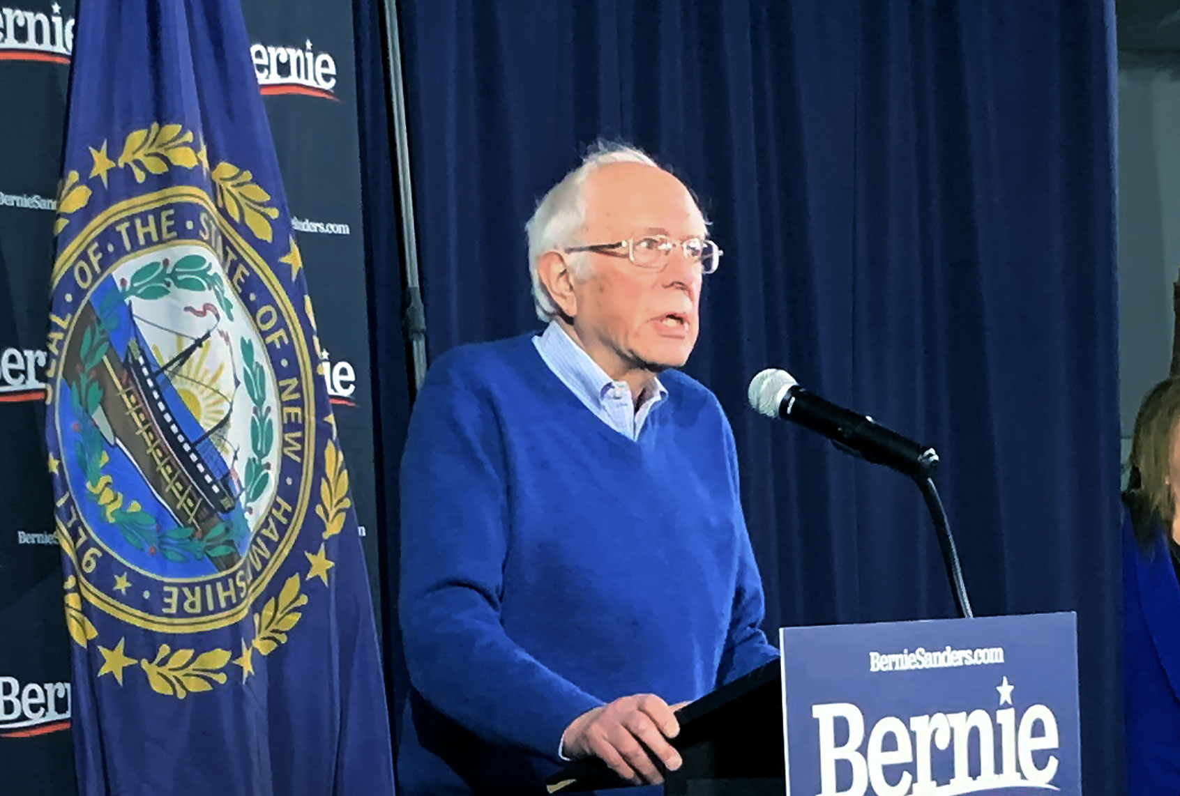 Bernie's no radical: his agenda harks back to the framing of the U.S. constitution