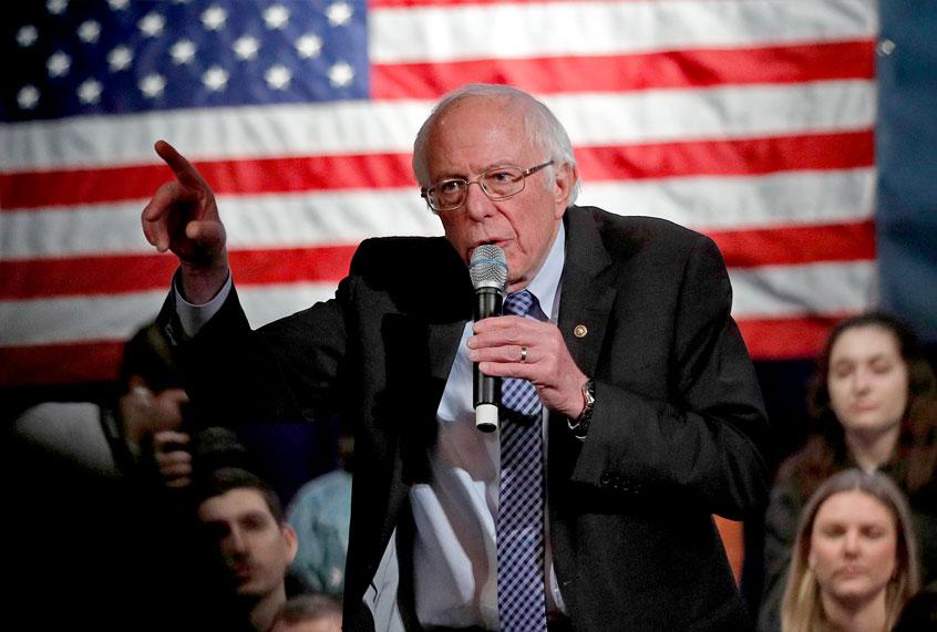 Democratic frontrunner Bernie Sanders backtracks on earlier vow to release his full medical records