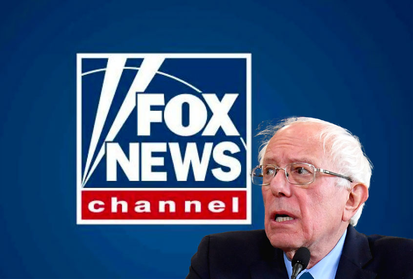 """Campaign manager accuses MSNBC of """"constantly undermining"""" Bernie Sanders: Fox News is """"more fair"""""""