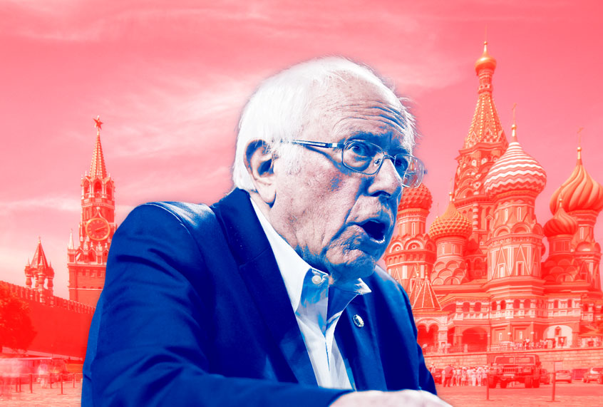 Do the Russians want Bernie to win? Not really — they want Democrats to turn on each other