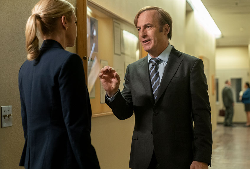 """""""Better Call Saul"""" star Bob Odenkirk: Season 5 will go """"more wrong than it's ever gone"""" before"""