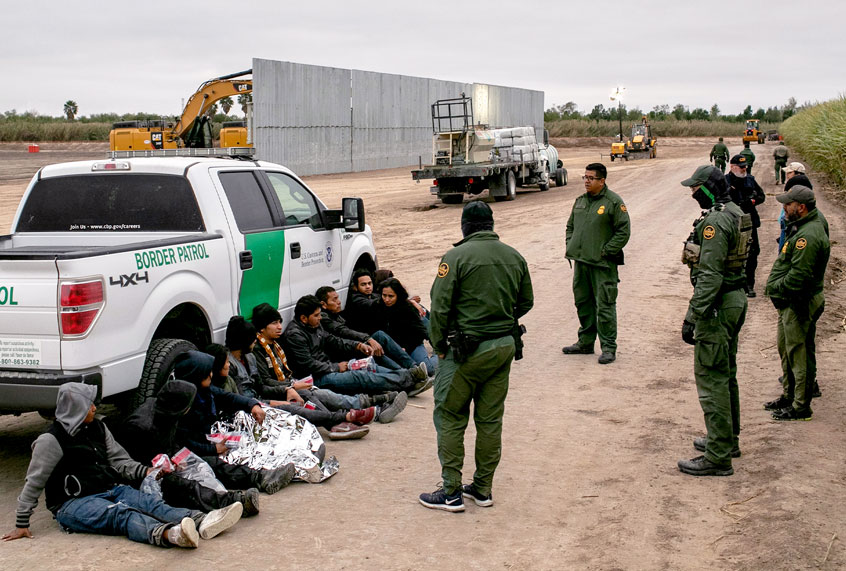 "Trump's Border Patrol shock troops: So much for conservative ""small government"""