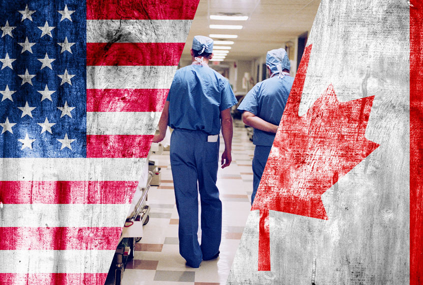 American health care system costs four times more to run than Canada's single-payer system: Study