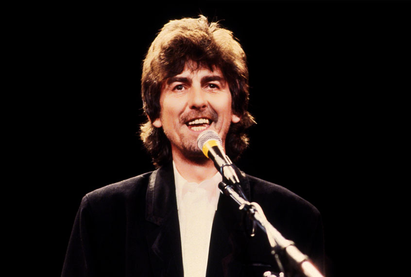 "How George Harrison made his last number 1 hit, ""Got My Mind Set On You"""